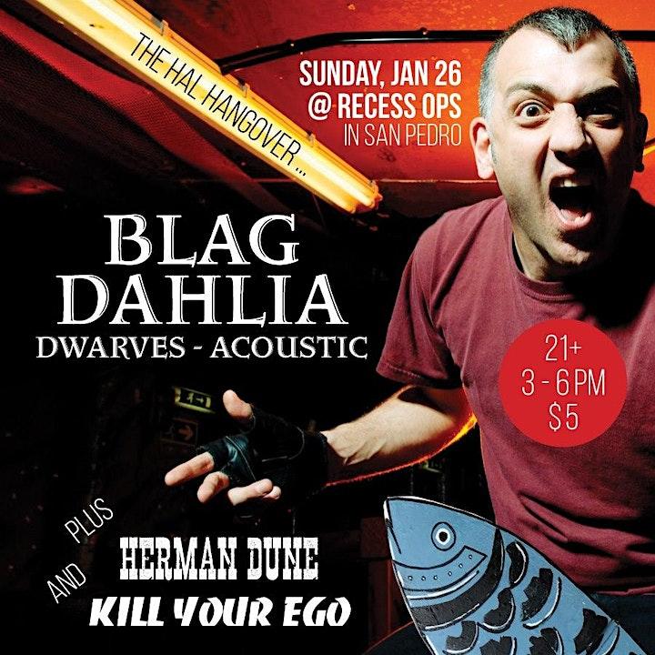 Blag Dahlia (Dwarves Acoustic) image