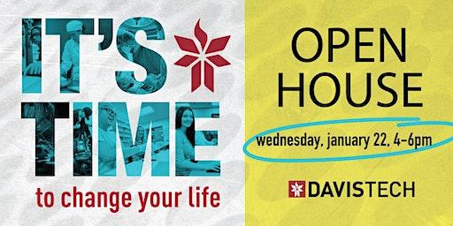 Winter Open House - January 22, 2020