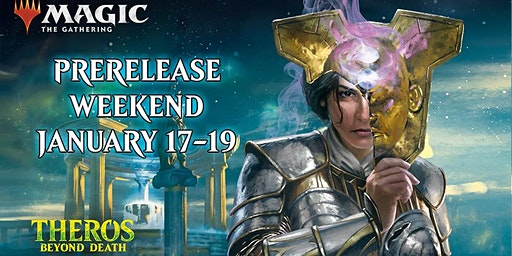 Theros Beyond Death Prerelease Weekend Preregistration