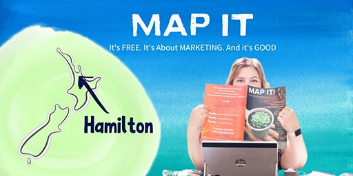 MAP IT - Free Marketing Training for Small Business Owners (HAMILTON)