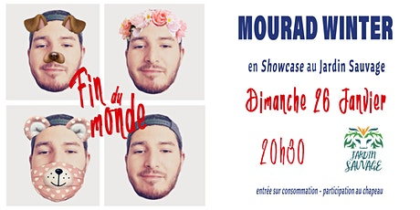 Mourad Winter - Fin du Monde tickets