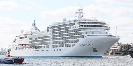 Bunnik Tours and Silversea Luxury Cruise Free Information Sessions tickets