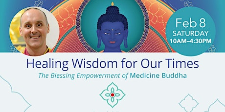Healing Wisdom for Our Times tickets