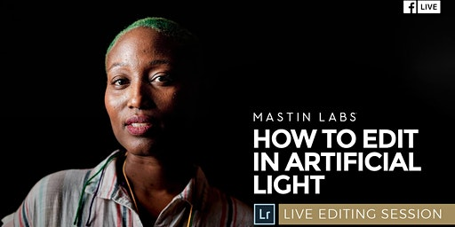 How to Edit in Artificial Light