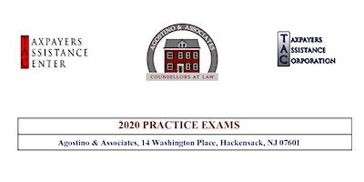 Tax Court Practice Exam I - June 6, 2020