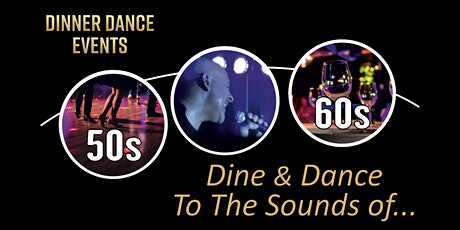 Dine & Dance To The Sounds of 50s / 60s & 70s  at the Brook Hotel tickets
