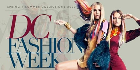 DC Fashion Week's Official Fashion Industry Networking Party FEB 2020 tickets