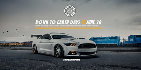 Down To Earth Days 2020 tickets