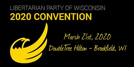 LPWI 2020 Convention tickets