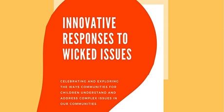Innovative Responses to Wicked Issues 2020 tickets