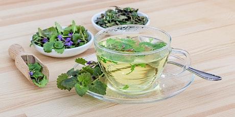 The Art of Blending Herbal Teas tickets