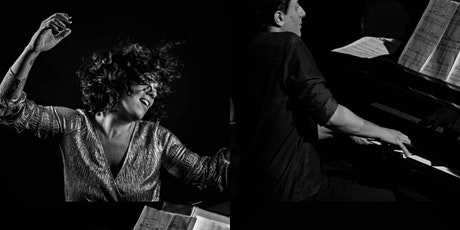 Show Alma Latina com Irene Atienza e Luiz Zago ingressos