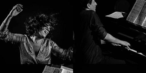 Show Alma Latina com Irene Atienza e Luiz Zago
