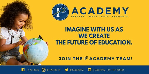 i3 Academy Teacher Recruitment Fair