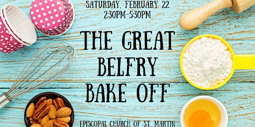 Great Belfry Bake Off