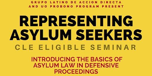 Representing Asylum Seekers - CLE