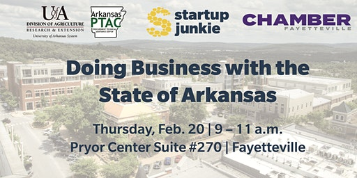 Doing Business with the State of Arkansas