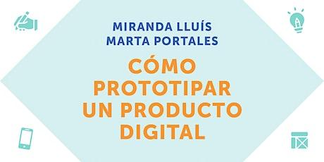 """AticcoWorkshop: """"Cómo prototipar un producto digital"""" entradas"""