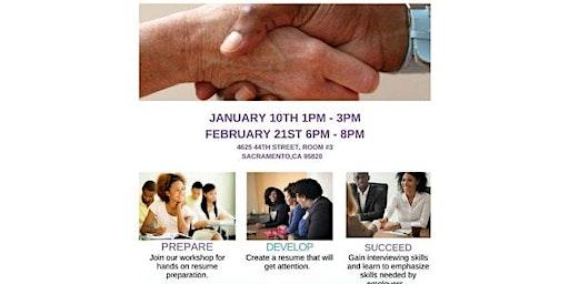 Resume and Interview Skills Workshop
