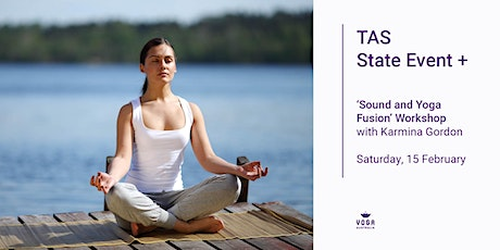 TAS State Event + 'Sound and Yoga Fusion' Workshop tickets