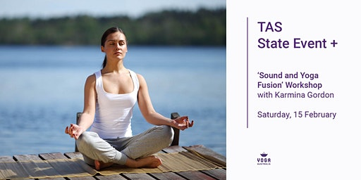 TAS State Event + 'Sound and Yoga Fusion' Workshop