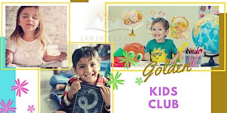 Golden Kids Club tickets