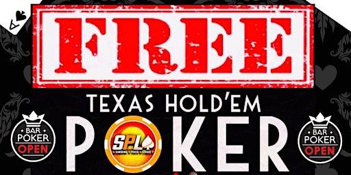 Social Poker Nights (FREE ENTRY)