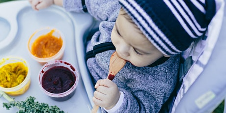 Intro To Solids Workshop: Born Bright Foods & SnuggleBugz Kitsilano tickets