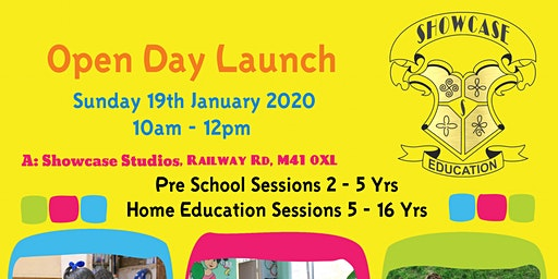 Showcase Education Open Day