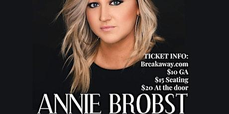 Annie Brosbt with Kevin Herchen tickets