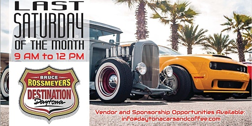 Daytona Cars and Coffee Before the 24!