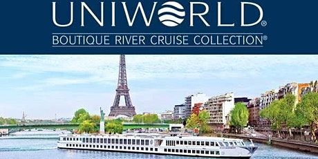 Insight Vacations and Uniworld Boutique River Cruise Customer Info Sessions tickets