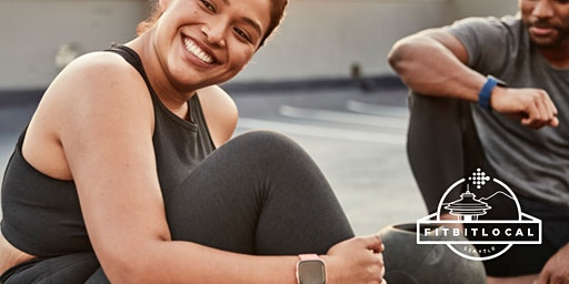 Fitbit Local X Bellevue Collection Sweat & Flow