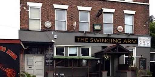 Psychic Night The Swinging Arm Birkenhead Liverpool