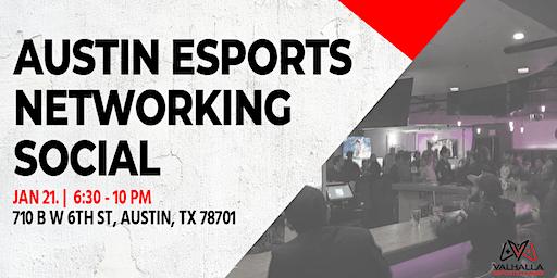 Austin Esports Networking Social