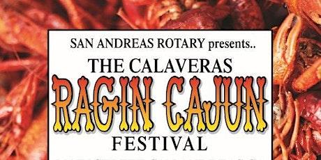 Second Annual Calaveras RAGIN CAJUN Fest tickets