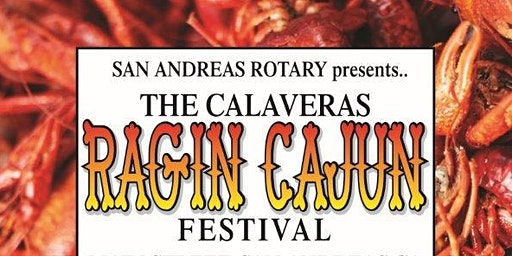 Second Annual Calaveras RAGIN CAJUN Fest