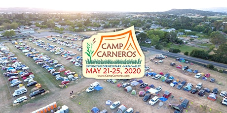 CampCarneros 2020 tickets