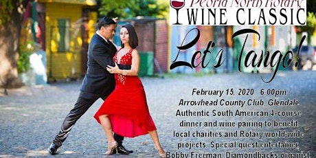 4th Annual Peoria North Rotary's Wine Classic tickets