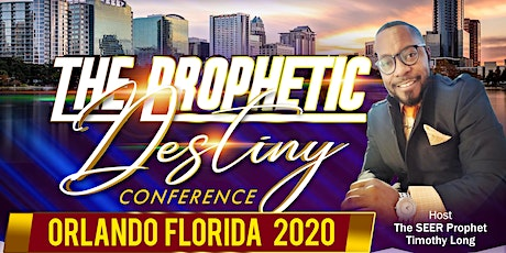 2020 Prophetic Destiny Conference tickets