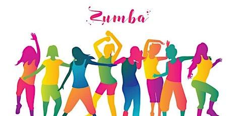 Free Zumba Class Saturday 9am tickets