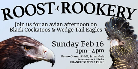Rookery & Roost tickets