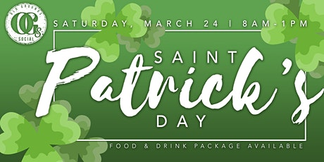 Kegs and Eggs St Pattys Party!! tickets