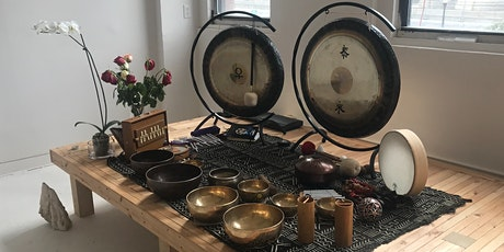 Sound Bath & Guided Visual Journey tickets