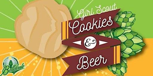 Bellefonte Girl Scout Cookies & Beer Pairing