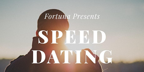 Speed Dating - 25+ tickets