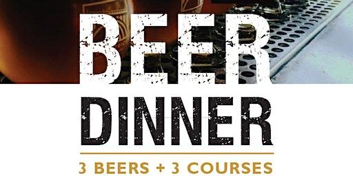 Beer Dinner #1