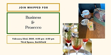 Business over Prosecco tickets