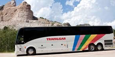 Trafalgar Tour & Princess Cruise Free Customer Information Sessions tickets