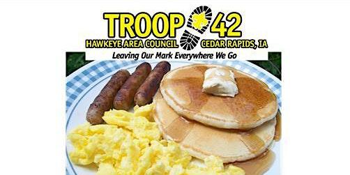 2020 Troop 42 Pancake Breakfast Job Sign Up